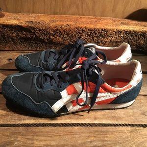 Onitsuka Tiger Stripes Running Shoes